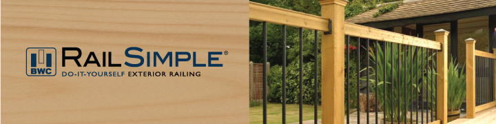 RailSimple® – Biewer Lumber on